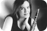 Manchester Camerata Clarinettist Fiona Cross