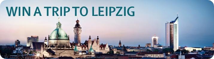 Win a Trip to Leipzig