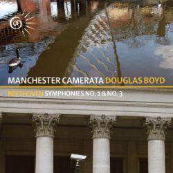 Manchester Camerata's live recording of Beethoven Symphonies No 1 & No 3
