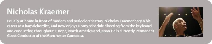Nicholas Kramer conducts Manchester Camerata