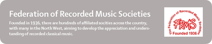 Federation of Recorded Music Societies