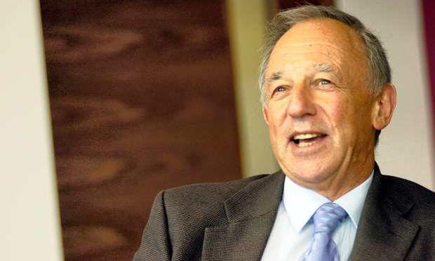 Chairman of Manchester Camerata Geoffrey Schindler