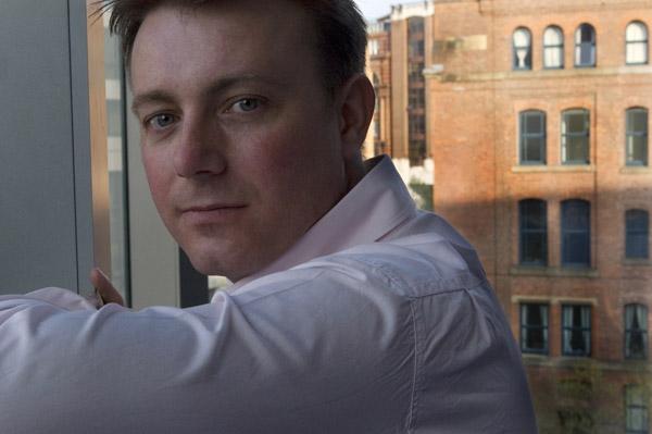 Bob Riley, CEO, Manchester Camerata