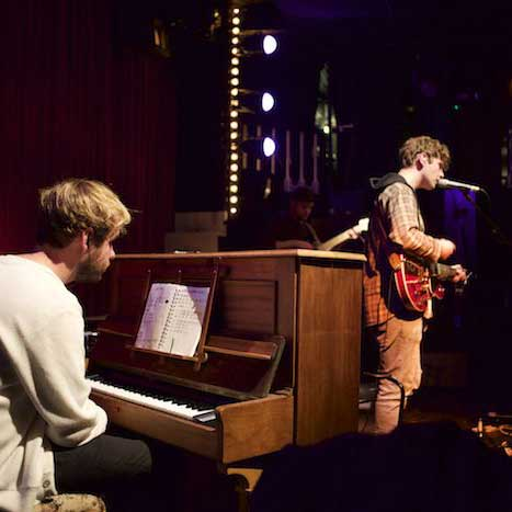 Bill Ryder-Jones at the Kazimier