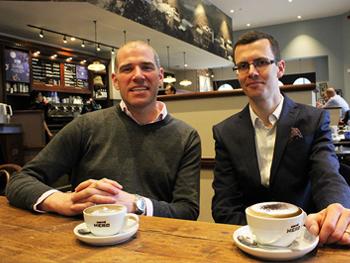 Caffè Nero Partnership