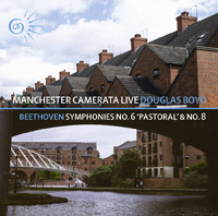 Manchester Camerata Beethoven 6 and 9