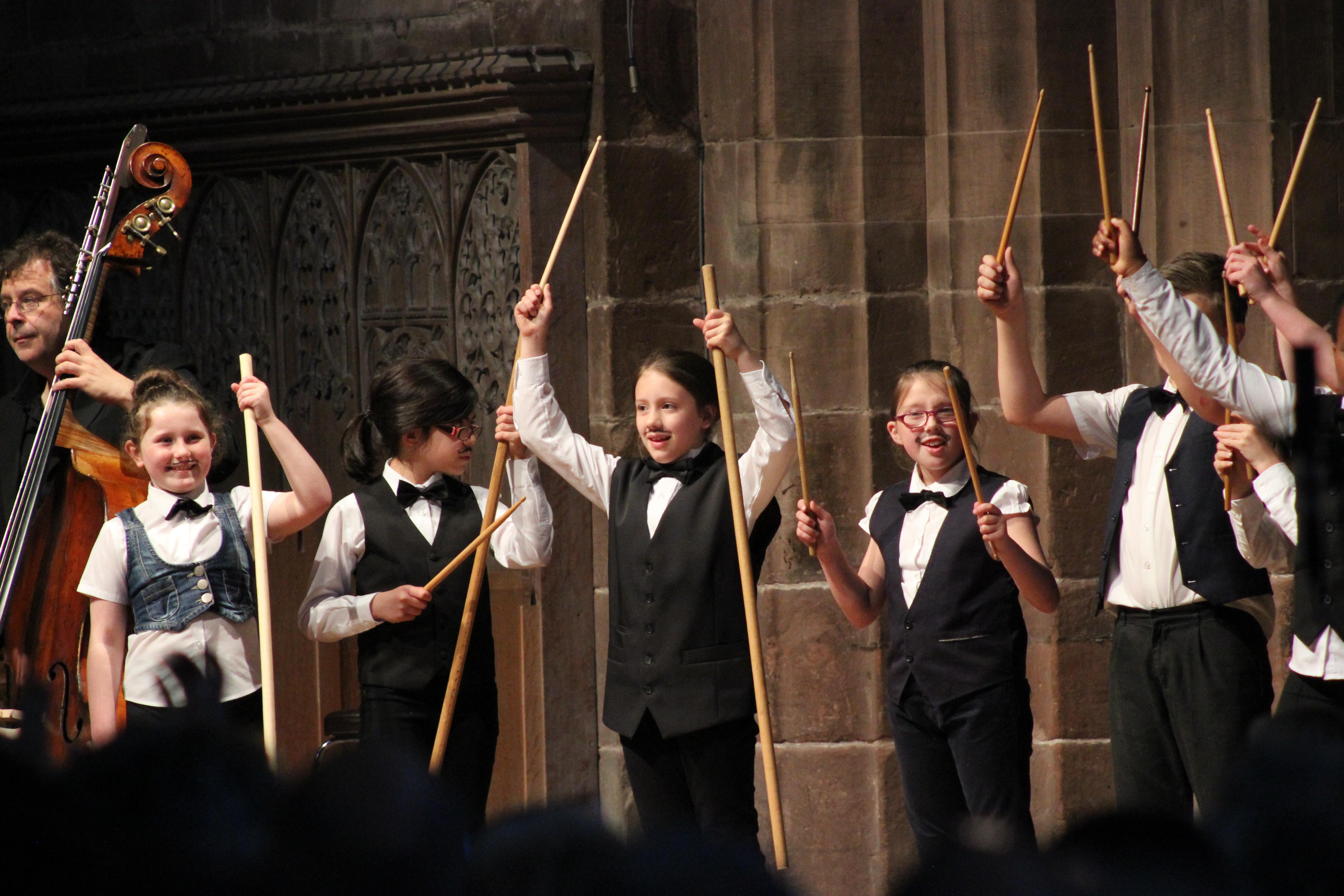 citc children conducting