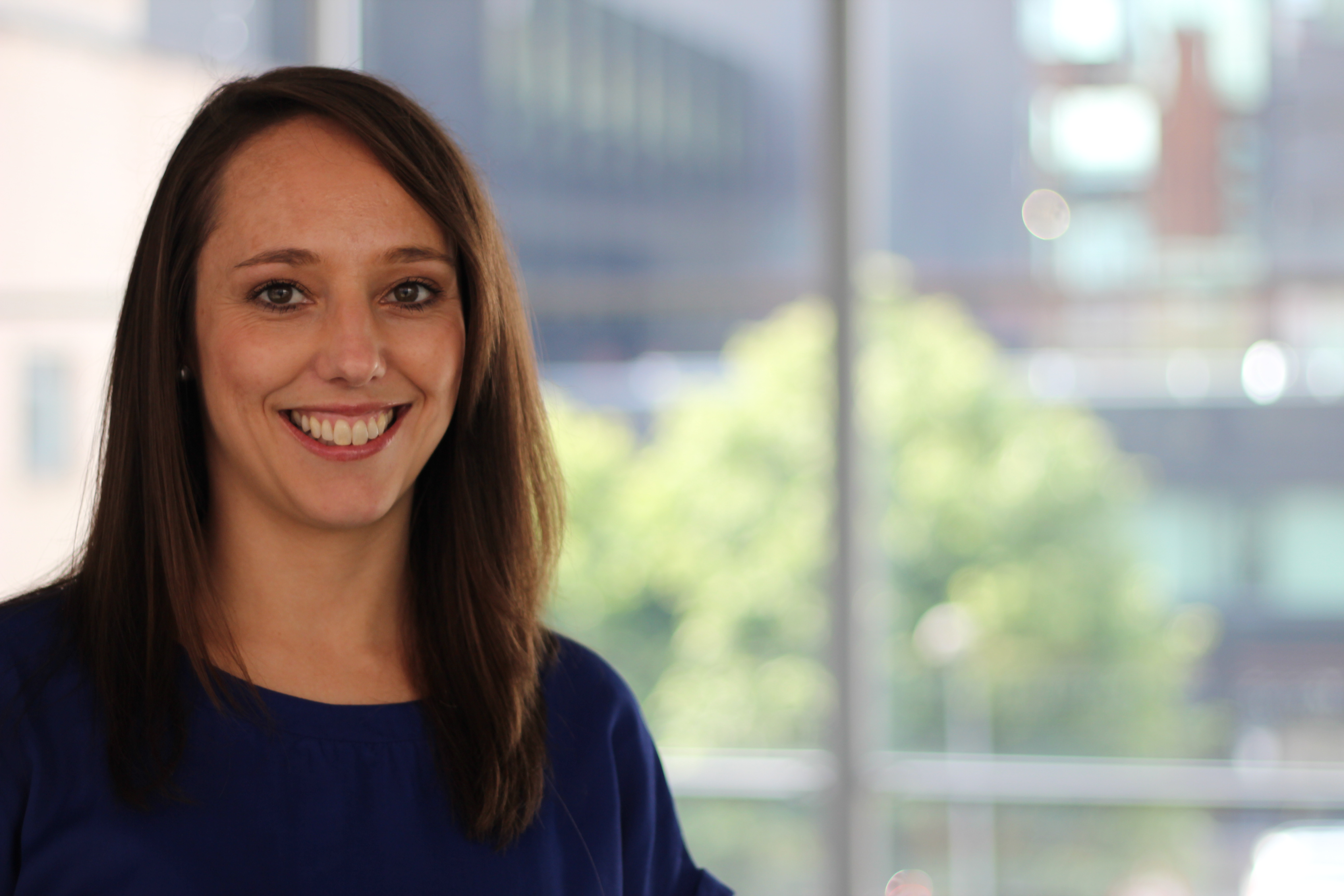 Claire Barlow, Head of Corporate Partnerships