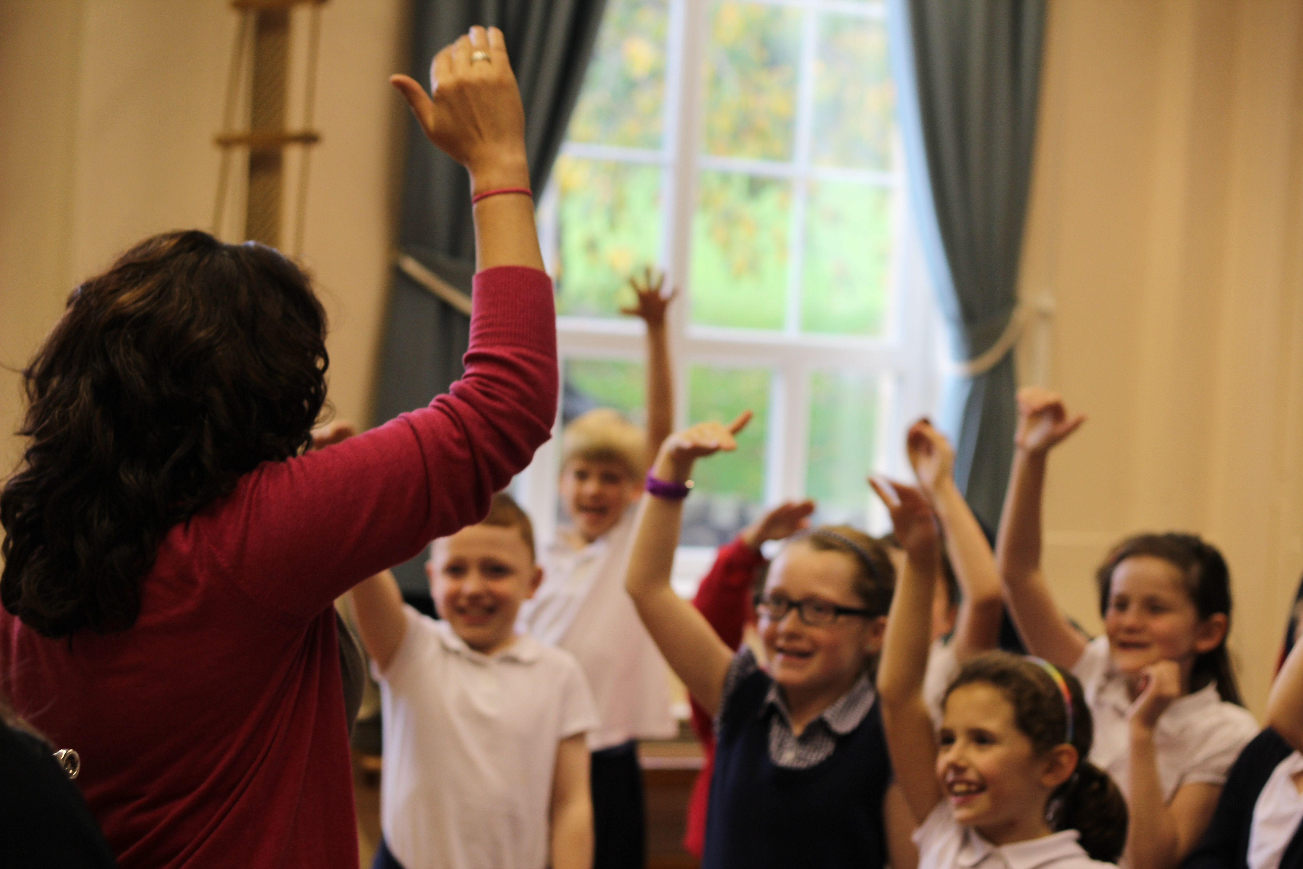 'I Have A Dream' workshop