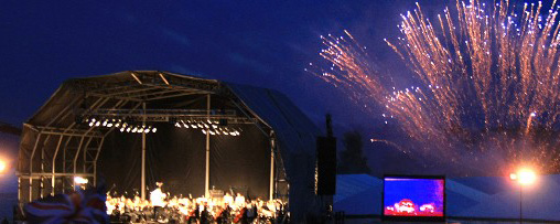 Manchester Camerata at Cholmondeley Castle
