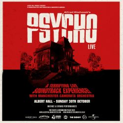 Psycho Live at Albert Hall, Manchester