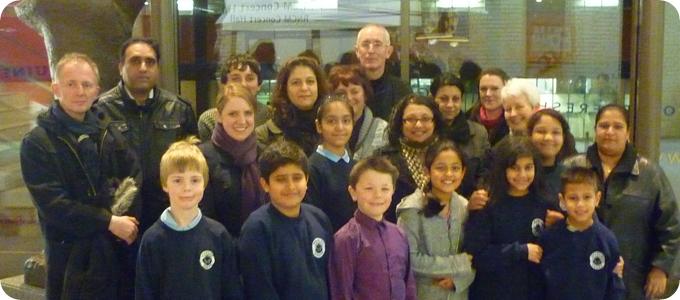Stranley Grove Primary School visits Manchetser Camerata