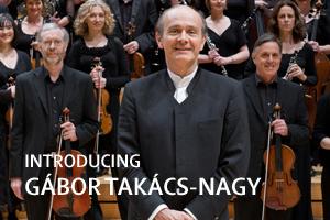 Manchester Camerata's Music Director Gabor Takacs Nagy