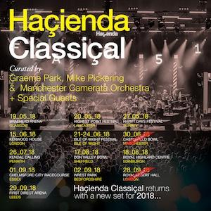 Hacienda Classical 2018