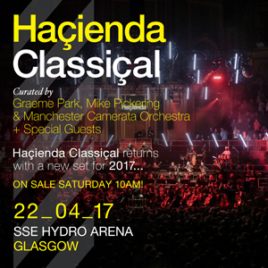 Hacienda Classical Glasgow