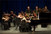 Noriko Ogawa joins Camerata for a programme including Mozart's Piano Concerto no.9