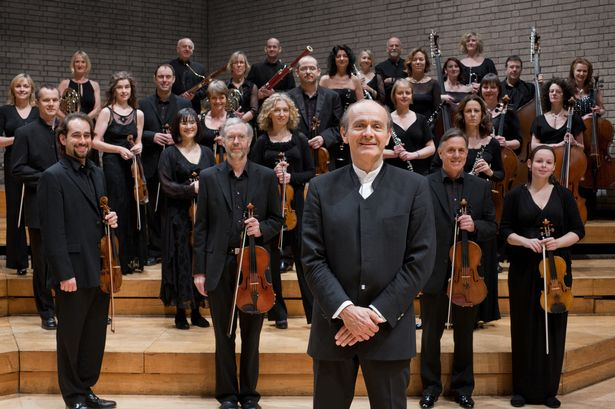 IMAGE Gabor and Orchestra 17/03/16