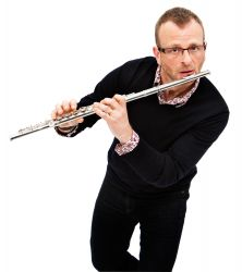 kevin Gowland, Flute