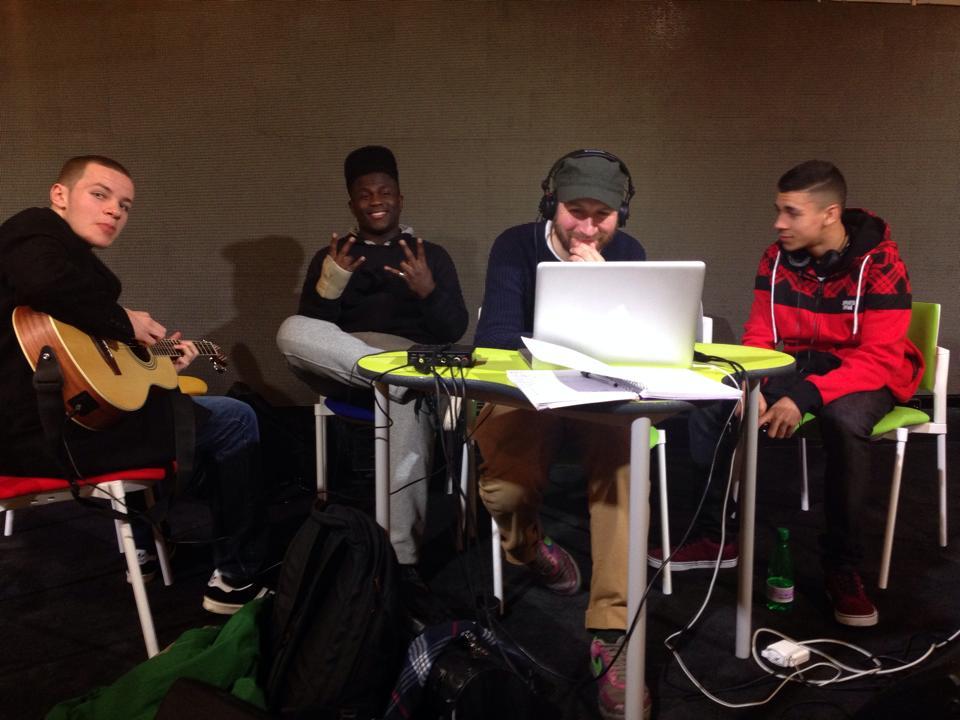 Camerata YF with DJ Matthew Halsall