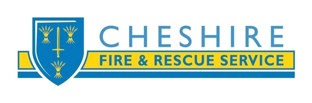 Cheshire Fire & Rescue Service logo