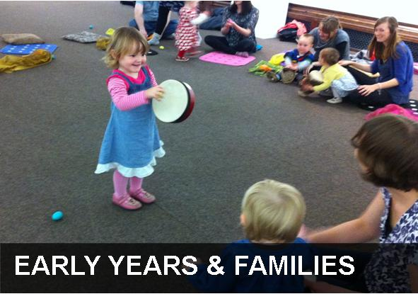 Early Years & Families