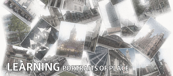 Manchester Camerata's Learning Project Potrait of Place