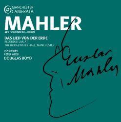 Mahler Das Lied von der Erde CD Cover
