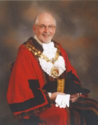 Mayor of Tameside Councilllor John Sullivan
