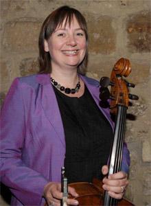 Doncaster Musician in Residence Zoe Long