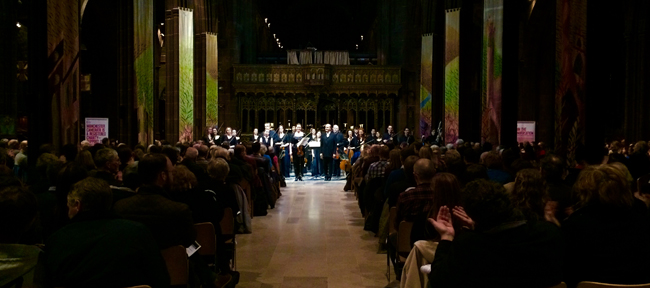 Manchester Camerata at Manchester Cathedral