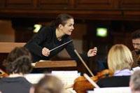 Conductor Natalia Luis Bassa
