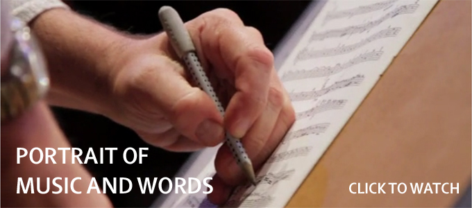 Portrait of Music and Words