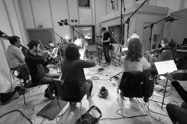 NEWS Strings on New Order