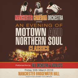 Northern Soul and Manchester Camerata