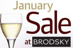 Brodsky's January Sale