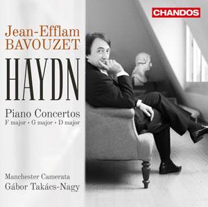 Jean Efflam-Bavouzet Haydn Piano Concertos