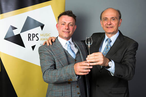 RPS Music Awards 2017