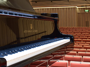 Stoller Hall Piano