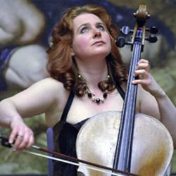 Hannah Roberts, principal cello