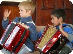 Tameside Junior Accordian Band