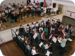 Tameside Kids working with Manchester Camerata