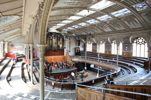 Albert Hall 27 April