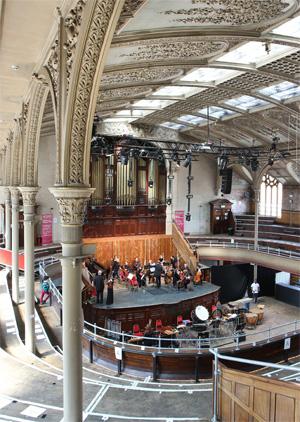 Albert Hall 27 April credit Chris Foster