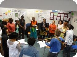 Women Asylum Seekers Together