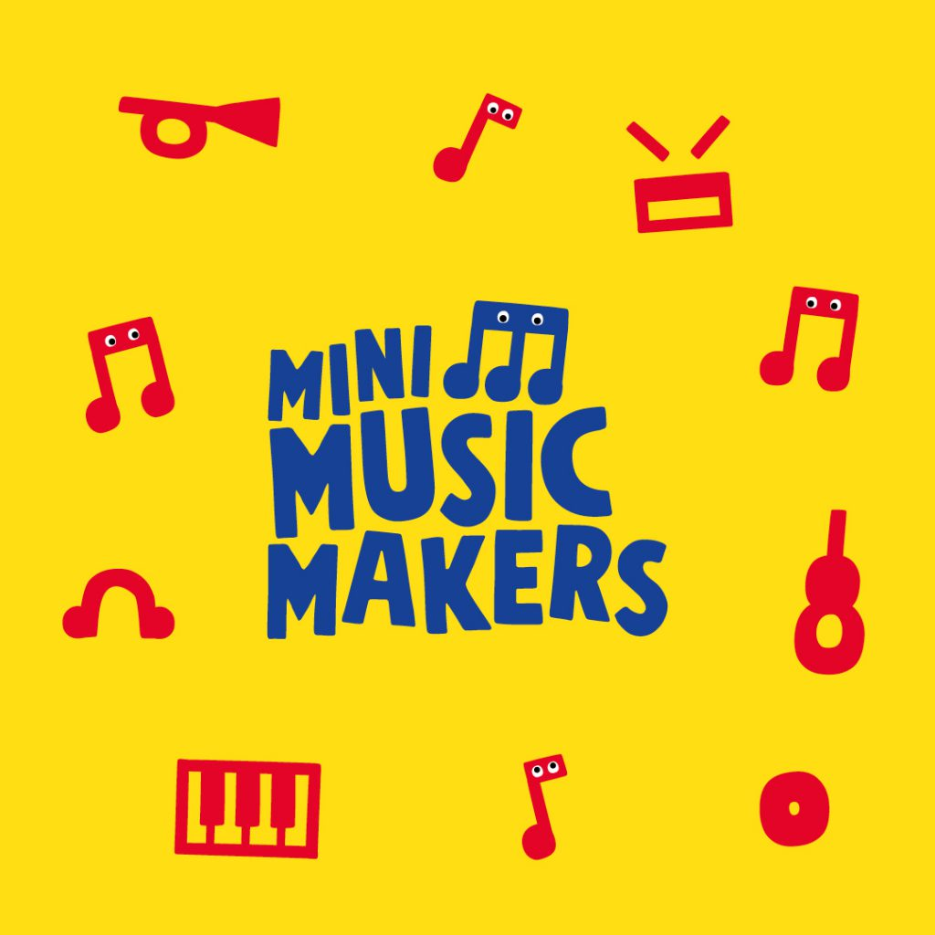 Mini Music Makers Series One
