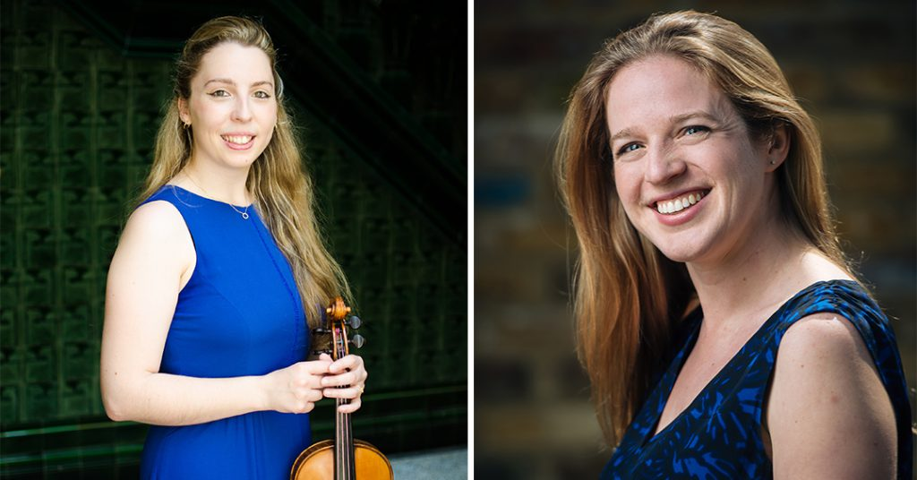 Manchester Camerata announce new Leader and Associate Leader