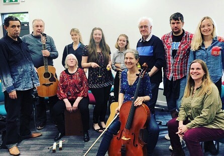 'The Power Of Music' At The Recovery Academy