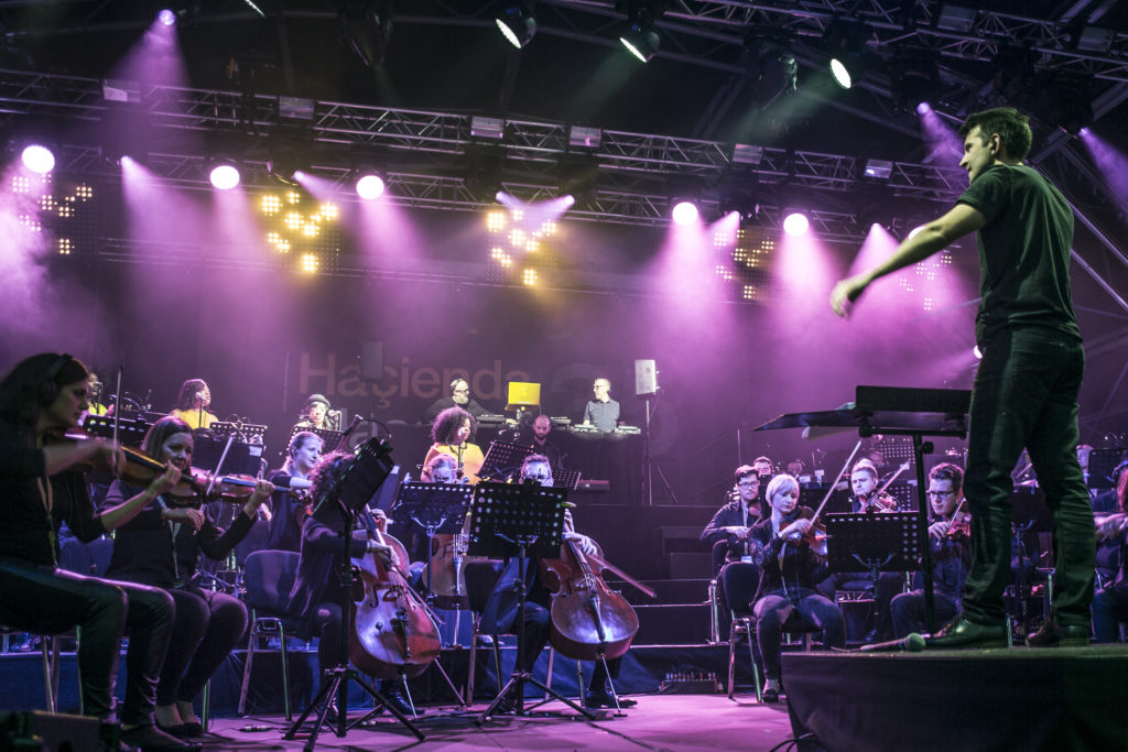 Hacienda Classical – Isle Of Wight Festival