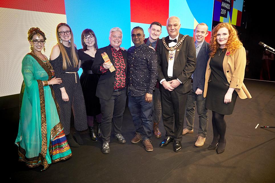 Manchester Cultural Award Winnerss