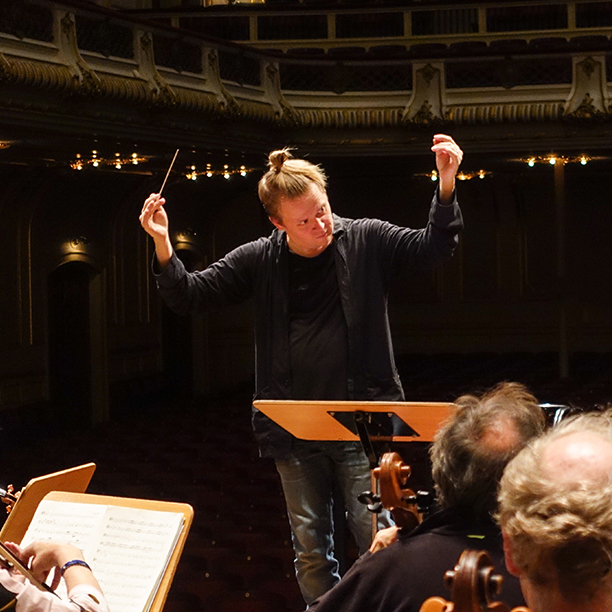 Less shouting more listening a breif Q&A with Pekka Kuusisto
